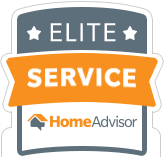 Elite Service on Home Advisor