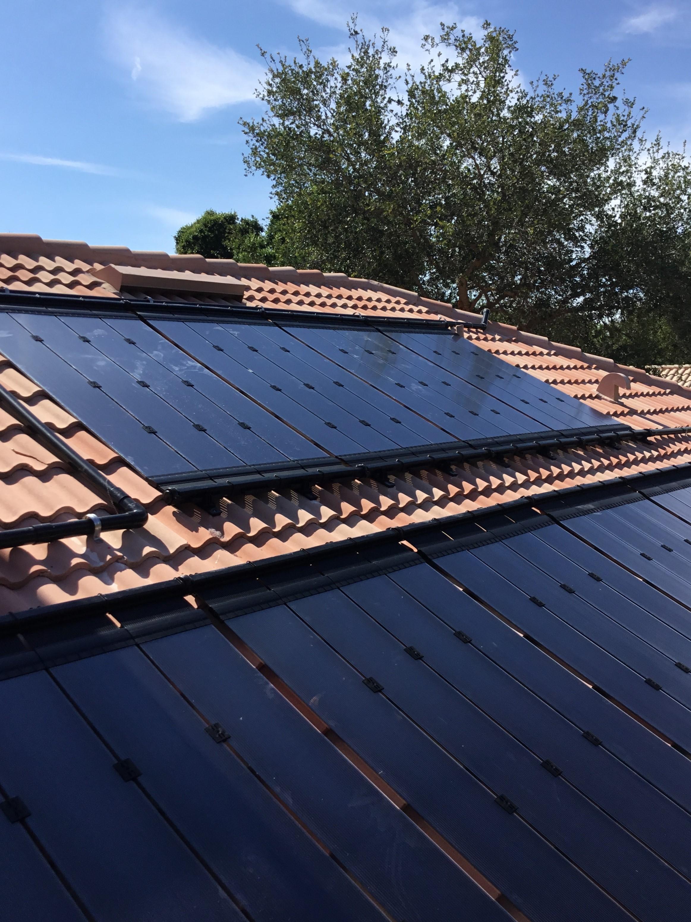 ecospark tile roof