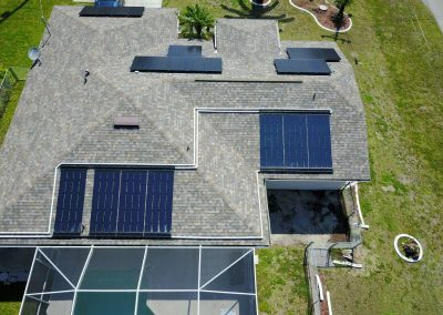 PV system & S.P.H.