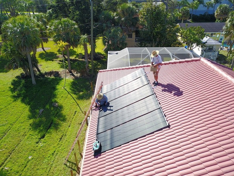 Solar Pool Heating Installations And Repairs Green